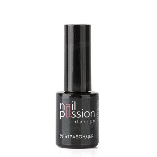 Nail Passion, Ультрабондер (10 мл.)Nail Passion<br>Ультрабондер бескислотный<br>
