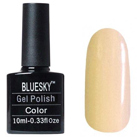 Bluesky Gel Polish, цвет P#10Bluesky 10 мл<br>Гель-лак персиковый.<br>