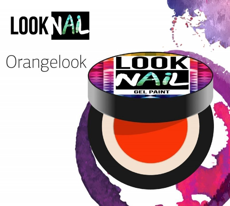 Look Nail, ����-������ - Orangelook (������-���������, 5 ml)