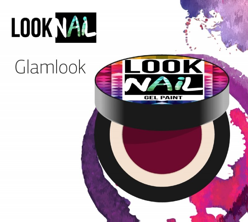 Look Nail, ����-������ - Glamlook (����������, 5 ml)