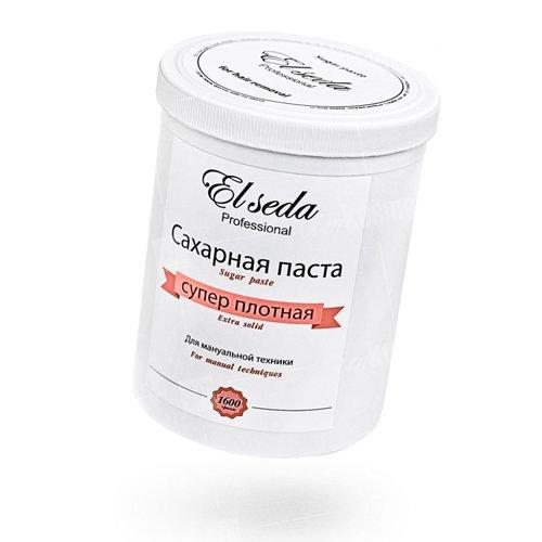 Elseda, Сахарная паста для шугаринга - супер плотная (улучшенная упаковка, 1600г.)