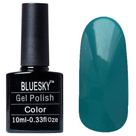 Bluesky, Шеллак цвет Z071 10mlBluesky 10 мл<br>Гель-лак морская волна, без блесток и перламутра, плотный.<br>
