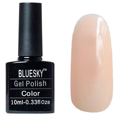 Bluesky, Шеллак цвет №093Bluesky 10 мл<br>Гель-лак светло-оранжевый, полупрозрачный.<br>
