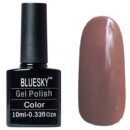 Bluesky, Шеллак цвет №108Bluesky 10 мл<br>Гель-лак кофейный мусс, плотный.<br>