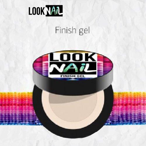 Look Nail, Завершающий гель с липким слоем (5 ml.)Гели Look Nail<br>Завершающий гель с липким слоем<br>