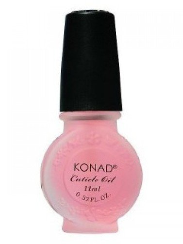 Konad Cuticle - Rose масло для кутикулы Роза, 11 млМасла для кутикулы<br>Масло для кутикулы Konad Cuticle Oil с экстрактом Розы.<br>