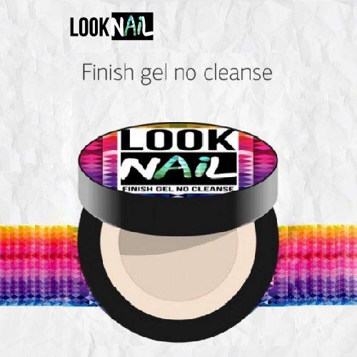 Look Nail, Завершающий гель без липкого слоя (5 ml.)Гели Look Nail<br>Завершающий гель без липкого слоя<br>