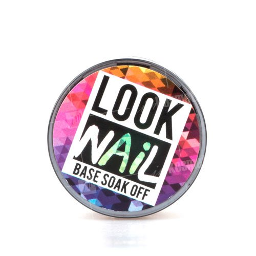 Look Nail, База для укрепления ногтевой пластины (5 ml.)Look Nail<br>База для укрепления ногтевой пластины<br>