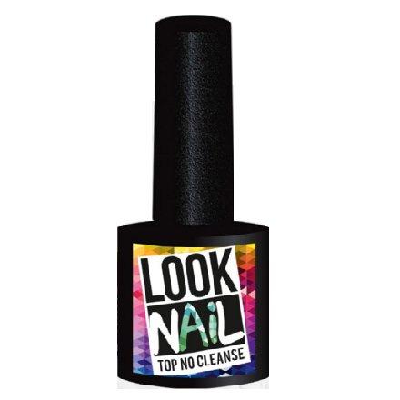 Look Nail, Топ для гель-лака без липкого слоя (10 ml.)Look Nail<br>Топ для гель-лака без липкого слоя<br>