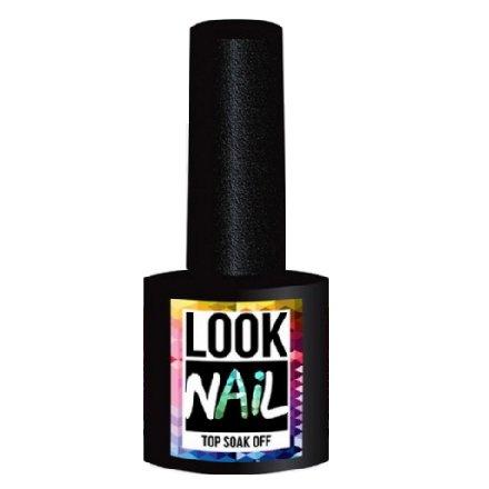 Look Nail, Топ для гель-лака (10 ml.)Look Nail<br>Топ для гель-лака<br>