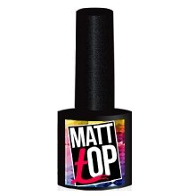 Look Nail, Matt Top - Матовый топ (10 ml.)