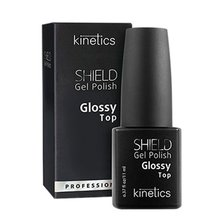 Kinetics, SHIELD Glossy Top - Верхнее покрытие с глянцем (11 мл.)