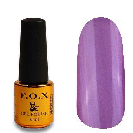 F.O.X, Гель-лак - Pigment №147 (6 ml.)F.O.X<br>Гель-лак фиолетовая фуксия с микроблеском, плотный<br>