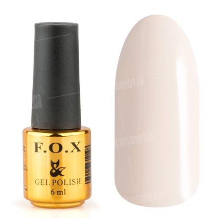 F.O.X, Гель-лак - Pigment №438 (6 ml.)F.O.X<br>Гель-лак топленое молоко, глянцевый, плотный<br>