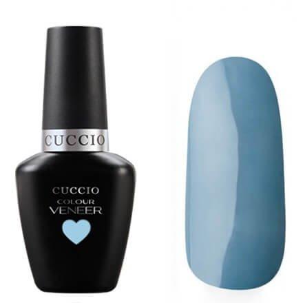 Cuccio Veneer, цвет № 6101 Under A Blue Moon 13 mlCuccio Veneer<br>Гель-лак небесно-голубой, плотный.<br>