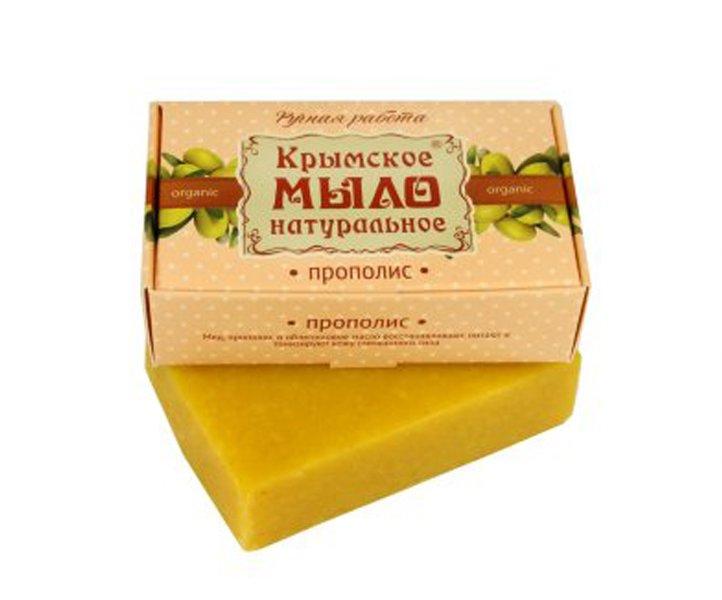 Дом Природы, Мыло натуральное (Прополис)Органическое мыло<br>Мыло с теплым медовым ароматом.<br>