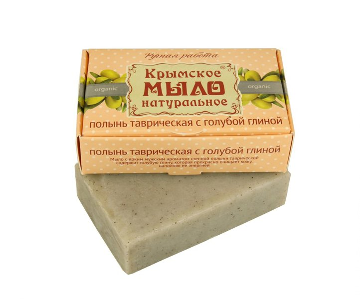 Дом Природы, Мыло натуральное (Полынь Таврическая)Органическое мыло<br>Мыло с ярким мужским ароматом полыни Таврической.<br>