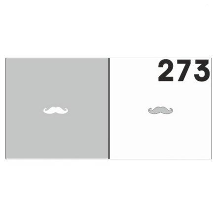 AIRnails, Трафарет №273Трафареты<br>Набор многоразовых клеевых трафаретов для аэрографии на ногтях, 6шт/1уп<br>