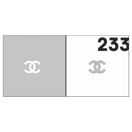 AIRnails, Трафарет №233Трафареты<br>Набор многоразовых клеевых трафаретов для аэрографии на ногтях, 6шт/1уп<br>