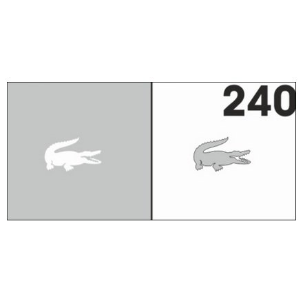 AIRnails, Трафарет №240Трафареты<br>Набор многоразовых клеевых трафаретов для аэрографии на ногтях, 6шт/1уп<br>