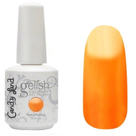 01531 Orange Cream Dream Harmony GelishHarmony Gelish<br>Ярко-оранжевый с микроблестками, плотный<br>