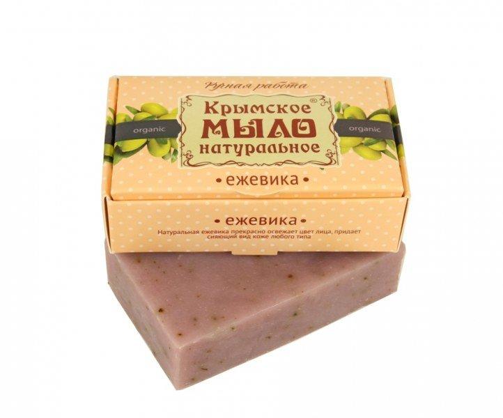 Дом Природы, Мыло натуральное (Ежевика)Органическое мыло<br>Экстракт ежевики, богатый витамином С.<br>