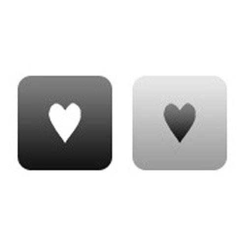 AIRnails, Трафарет №67Трафареты<br>Набор многоразовых клеевых трафаретов для аэрографии на ногтях, 6шт/1уп<br>