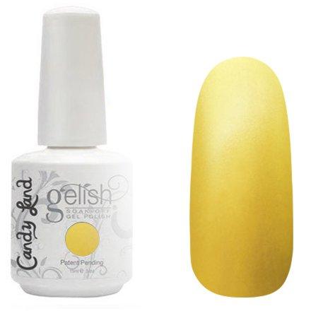 01534 Dont Be Such A Sourpuss Harmony GelishHarmony Gelish<br>Неяркий, желтый, с микроблестками, плотный<br>