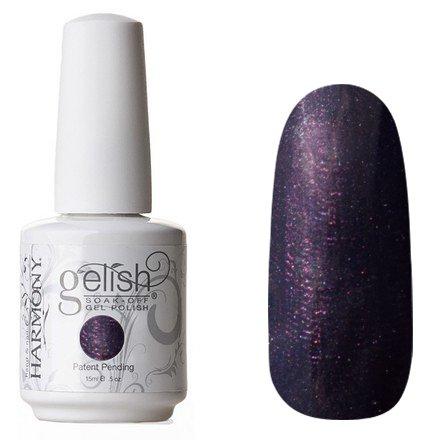 01460 The Perfect Silhouette Harmony GelishHarmony Gelish<br>Черно-фиолетовый, перламутровый, плотный<br>