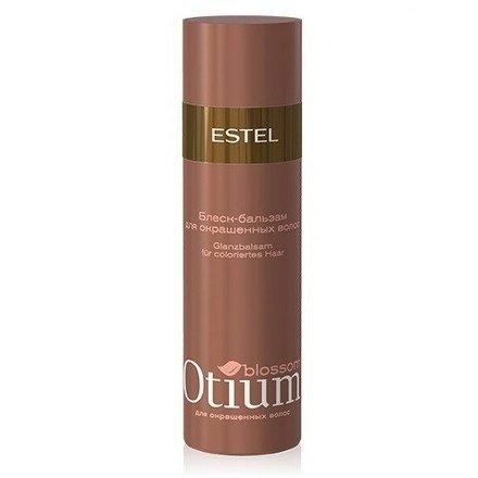 Estel, Блеск-бальзам OTIUM Blossom, для окрашенных волос, 200 млВсе средства<br>Блеск-бальзам Отиум Блоссом нежно ухаживает за окрашенными волосами, придавая им блеск и шелковистость<br>