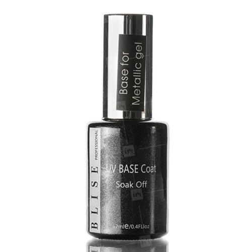 BLISE, METALLIC BASE - Базовое покрытие (12 ml.)