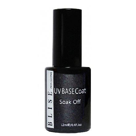 BLISE, BASE COAT - Базовое покрытие (12 ml.)BLISE<br>Базовое покрытие для гель-лака<br>