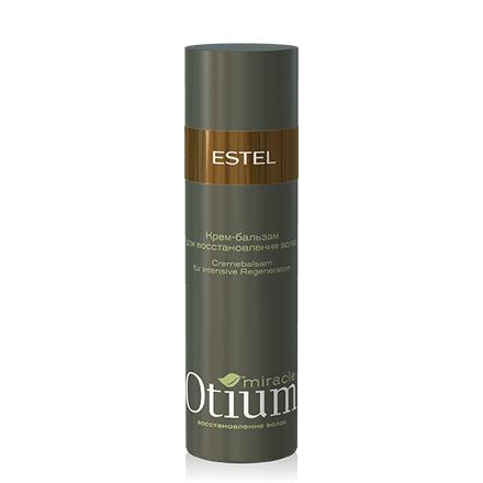 Estel, Бальзам-крем OTIUM Miracle для восстановления волос, 200 млВсе средства<br>Бальзам-крем помогает предотвратить ломкость и возвратить природную эластичность и гладкость<br>