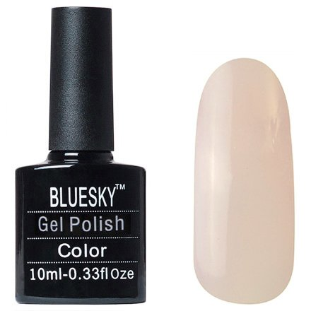 Bluesky Gel Polish, цвет №L25Bluesky 10 мл<br>Гель-лак прозрачный, с бежевым оттенком, подойдет для камуфляжа под френч.<br>
