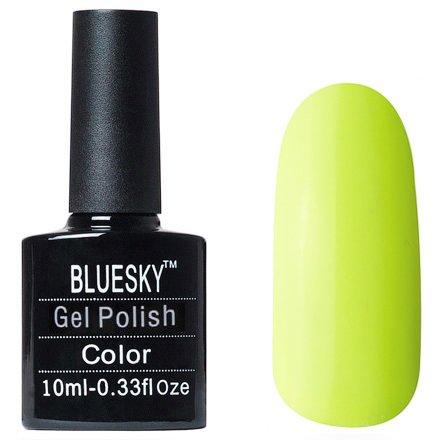 Bluesky Gel Polish, цвет #L30 KBluesky 10 мл<br>Гель-лак светло-лимонный оттенок, полупрозрачный.<br>