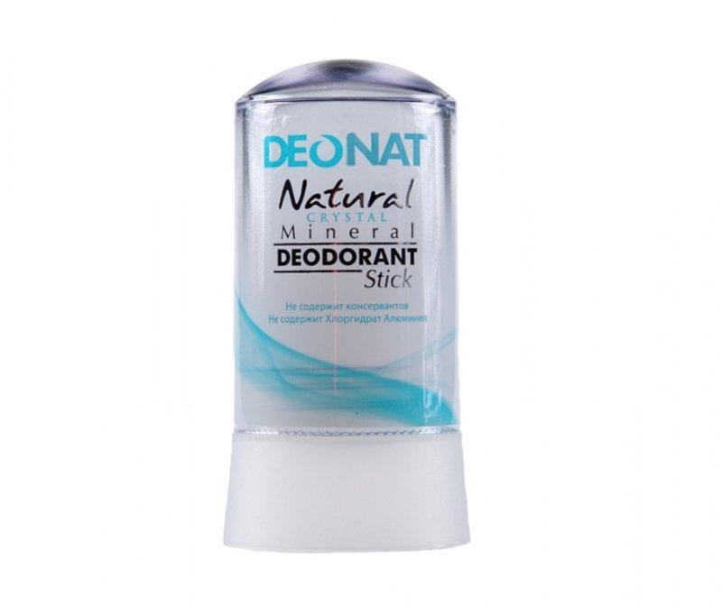 DeoNat, Кристалл-ДеоНат чистый, цельный, 60 гр.