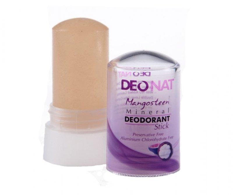 DeoNat, Кристалл-ДеоНат с соком Мангостина, 60 гр.Природный дезодорант Кристал-ДеоНат<br>Природный дезодорант Кристалл ДеоНат - 100% натуральный продукт.<br>