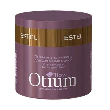 Estel, Маска OTIUM Flow, для длинных волос, 300 млВсе средства<br>Питательная маска для длинных волос интенсивно питает волосы по всей длине<br>