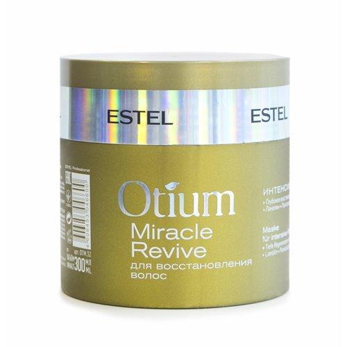 Estel, Маска-комфорт OTIUM Miracle, для восстановления волос, 300 млВсе средства<br>Интенсивная питательная маска восстанавливает структуру волос<br>