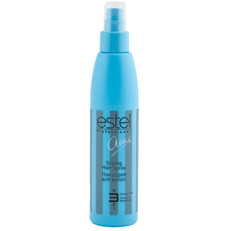 Estel, Лак-спрей AIREX для волос, сильной фиксации, 200 мл