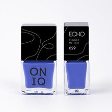 ONIQ, Echo: Forget-Me-Not - Лак для стемпинга №ONP-029 (10 мл.)
