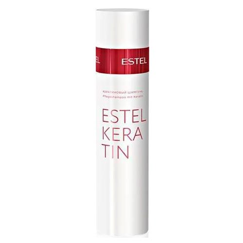 Estel, Шампунь KERATIN, с эффектом кератинизации волос, 250 мл