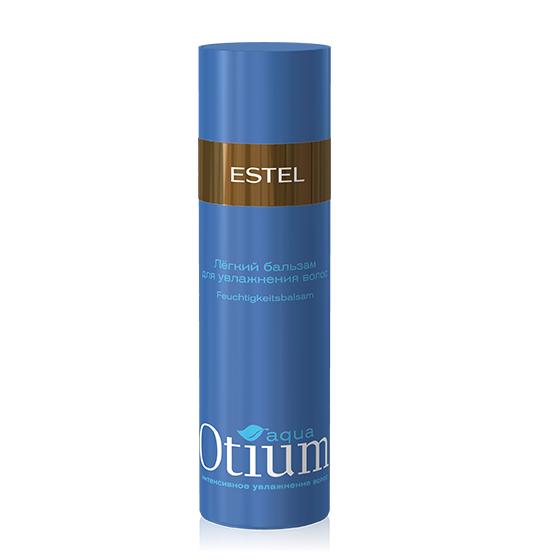 Estel, Бальзам OTIUM Aqua легкий, для увлажнения волос, 200 млВсе средства<br>Придает сияющий блеск, мягкость и шелковистость<br>