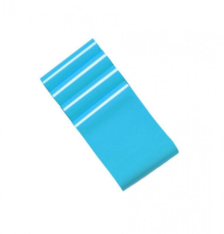IM, Фольга отрывная (светло-синий) 1 метрФольга отрывная<br>Отрывная фольга для эффектного дизайна ногтей.<br>