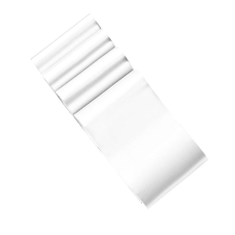 IM, Фольга отрывная (белый) 1 метрФольга отрывная<br>Отрывная фольга для эффектного дизайна ногтей.<br>