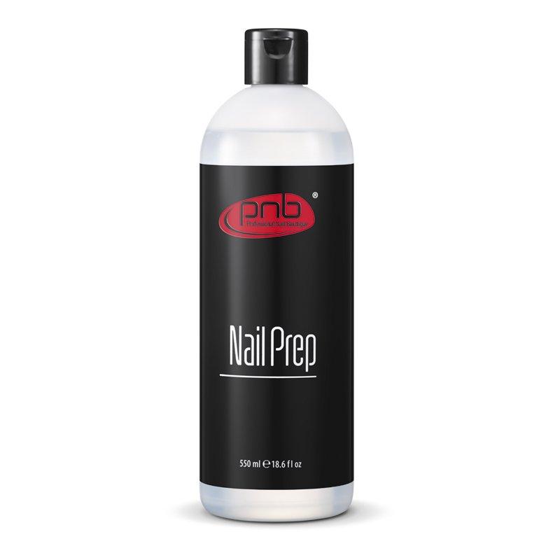 PNB, Nail Prep - Дезинфектор (подготовитель) для рук и ногтей (550 мл).PNB<br>Дезинфектор (подготовитель) для рук и ногтей (550 мл)<br>