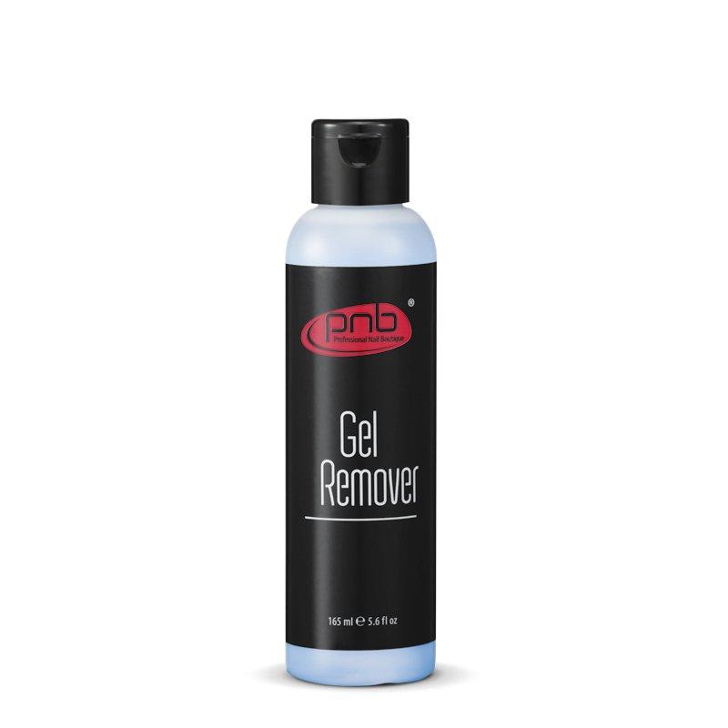 PNB, Gel Remover - Средство для удаления гель-лака (165 мл)Жидкости для снятия<br>Средство для удаления гель-лака (165 мл).<br>