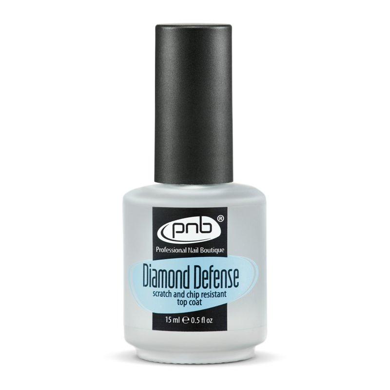 PNB, Diamond Defense - Алмазная защита (Верхнее покрытие)Лечебные и укрепляющие средства PNB<br>Обеспечивает надежную и продолжительную защиту лакового покрытия.<br>