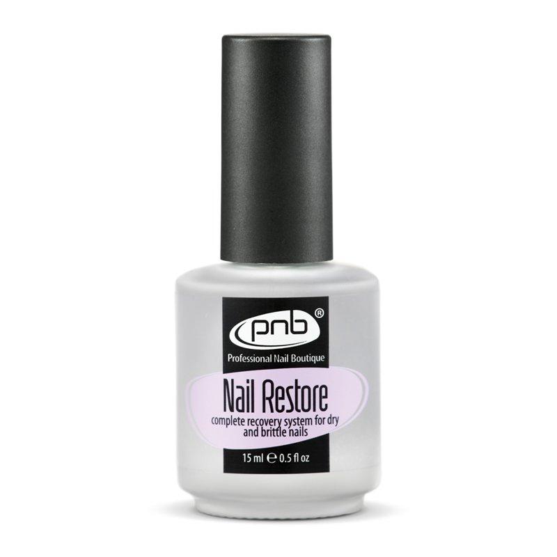 PNB, Nail Restore - Средство для восстановления ногтевой пластины (15 мл). (PNB (США))