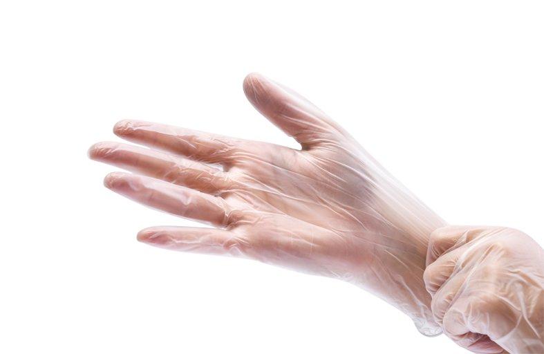 IMrus, Перчатки виниловые (размер L, 100шт).Сопутствующие материалы<br>Неопудренные. Нестерильные. Неанатомические.<br>